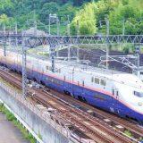 E4系新幹線電車「Maxとき」、上越新幹線・高崎~上毛高原間