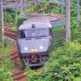 787系電車・特急「きらめき」、鹿児島本線・海老津~遠賀川間
