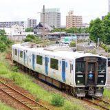 いまはバッテリーで走る電車が主役の筑豊本線。BEC819系電車・普通列車、筑豊本線・若松~藤ノ木間