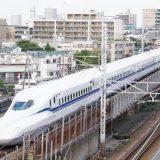 N700S新幹線電車「のぞみ」、東海道新幹線・品川~新横浜間