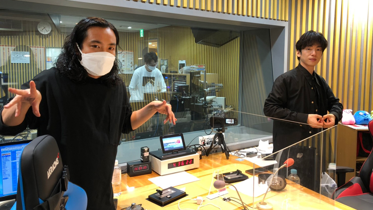 R-指定、DJ松永のファンへのプレゼントに驚き「え、いいの? 戦い抜いた戦友みたいな……」