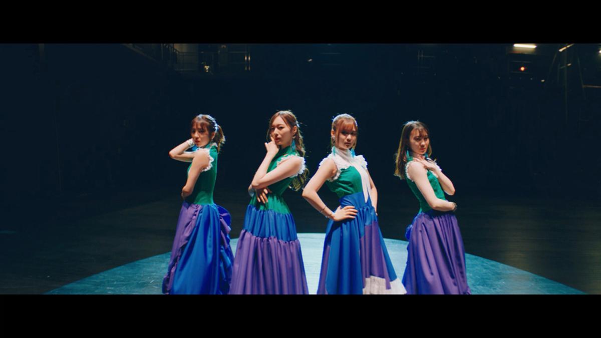 乃木坂46 28thシングルC/W曲「もしも心が透明なら」MusicVideo公開