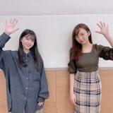 乃木坂46 久保史緒里、新内眞衣