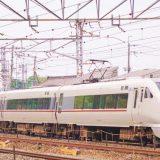 289系電車、東海道本線・山崎~島本間