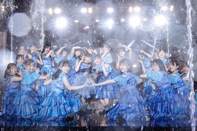 日向坂46 ~『W-KEYAKI FES.2021 DAY-3』カメラ:上山陽介 (C)Seed & Flower LLC