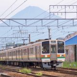 211系電車・普通列車、東海道本線・富士川~新蒲原間