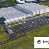 日産がタッグを組むエンビジョンAESC社の電池工場(日産自動車提供)