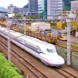 N700S新幹線電車「ひかり」、東海道新幹線・静岡~新富士間