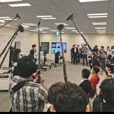 9月1日のデジタル庁発足式 多くのメディアが集まった